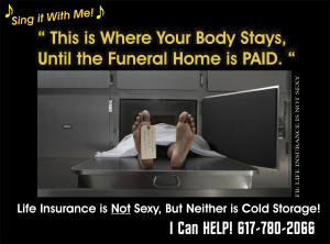 Your Body Stays